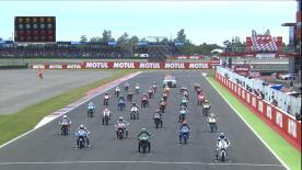 The full race session at the #ArgentinaGP of the Moto3™ World Championship