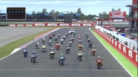The full race session at the #ArgentinaGP of the Moto2™ World Championship.
