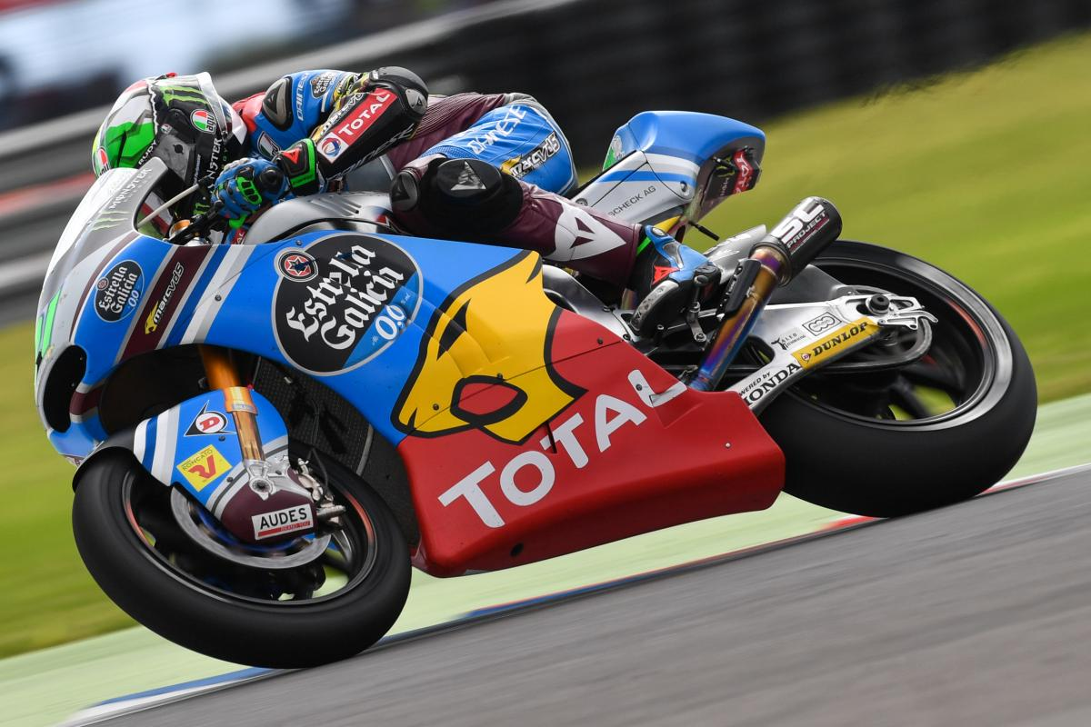 Moto2™: Morbidelli ahead of the field in Warm Up | MotoGP™