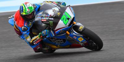 Moto2™: Morbidelli mit klaren Sieg zum #ArgentinaGP