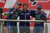 Maverick Vinales, Valentino Rossi, Movistar Yamaha Motogp, Gran Premio Motul de la República Argentina