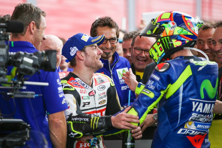Cal Crutchlow, Lcr Honda, Valentino Rossi, Movistar Yamaha Motogp, Gran Premio Motul de la República Argentina