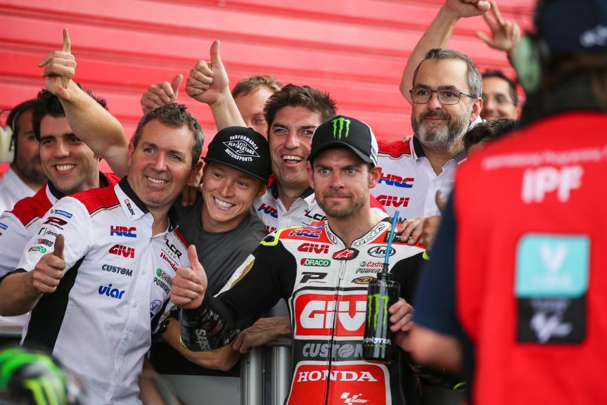 Cal Crutchlow, Lcr Honda, Gran Premio Motul de la República Argentina