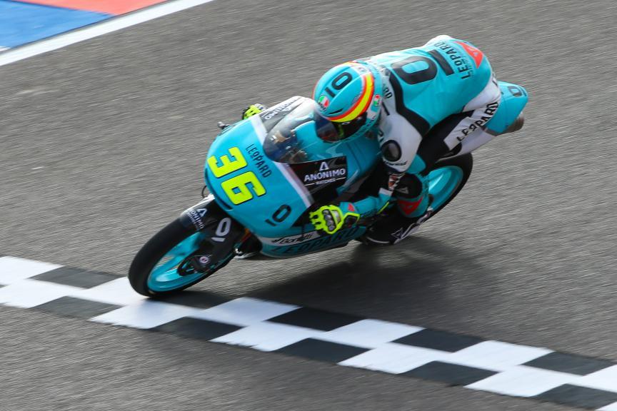 Joan Mir, Leopard Racing, Gran Premio Motul de la República Argentina