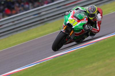 "Aleix Espargaro: ""I'm really sorry for the team and Andrea'"