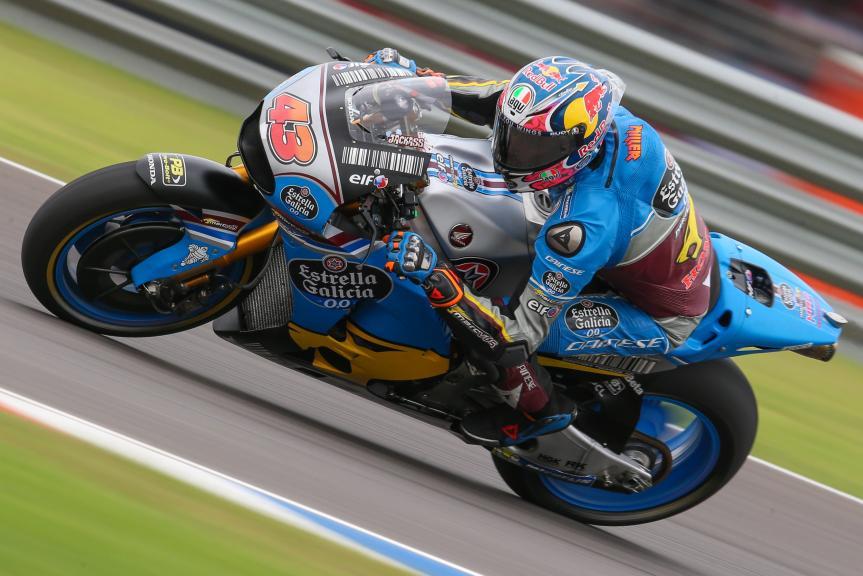 Jack Miller, Eg 0,0 Marc Vds, Gran Premio Motul de la República Argentina