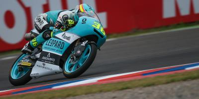 Moto3™: Mir gewinnt vor McPhee, Martin & Öttl