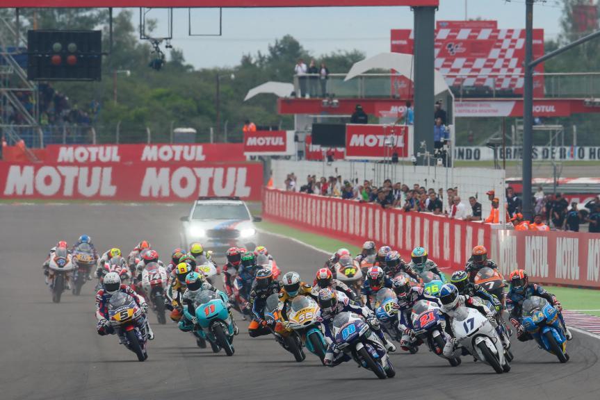 Moto3, Gran Premio Motul de la República Argentina