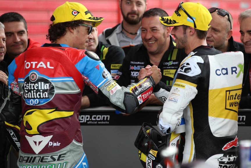 Franco Morbidelli, Thomas Luthi, Gran Premio Motul de la República Argentina