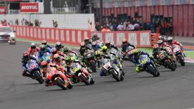 All the action from the full race session of the MotoGP? World Championship at the #ArgentinaGP.