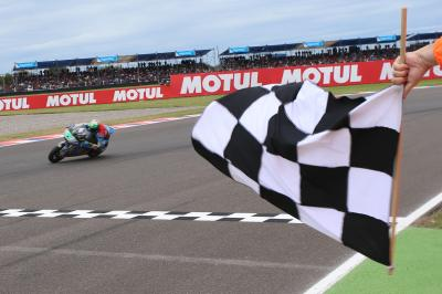 Morbidelli's masterclass second win of the season
