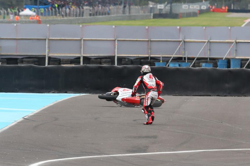 Takaaki Nakagami, Idemitsu Honda Team Asia, Gran Premio Motul de la República Argentina