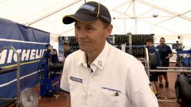 Nicolas Goubert, direttore tecnico Michelin, dà il suo punto di vista sul comportamento delle gomme all'#ArgentinaGP.