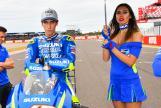 Alex Rins, Team Suzuki Ecstar, Gran Premio Motul de la República Argentina