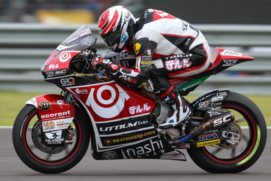 Tetsuta Nagashima, Teluru Sag Team, Gran Premio Motul de la República Argentina