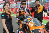 Ayumu Sasaki, Sic Racing Team, Gran Premio Motul de la República Argentina