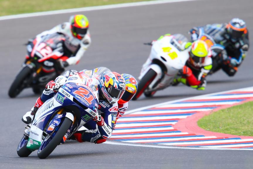 Moto3 Gran Premio Motul de la República Argentina