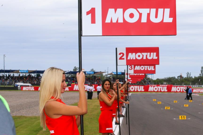 Paddock Girls, Gran Premio Motul de la República Argentina