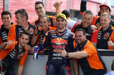 "Oliveira: ""This result is a reward for the work we've done"""