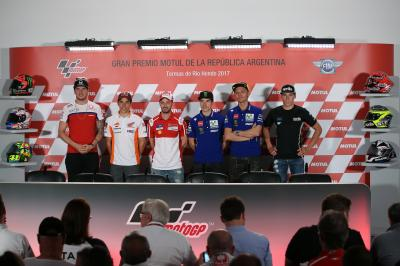 #ArgentinaGP: Press Conference fan questions