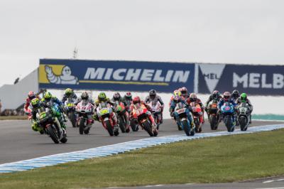 Michelin dará nombre al GP de Australia
