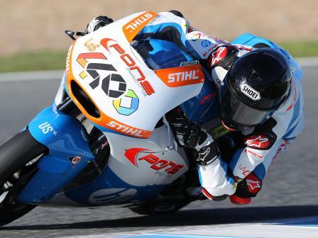 Fabio Quartararo, Pons HP40
