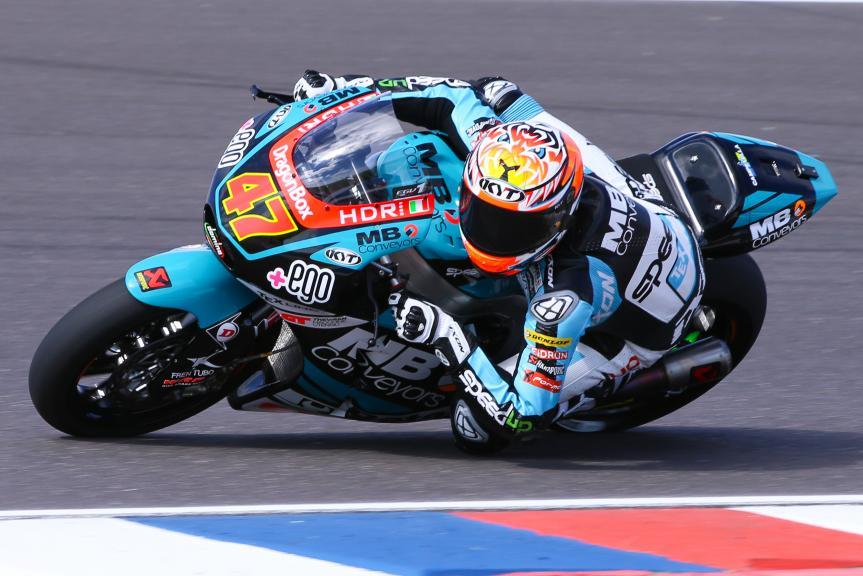 Axel Bassani, Speed Up Racing, Gran Premio Motul de la República Argentina