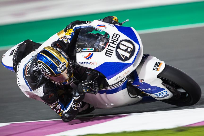 Axel Pons, RW Racing GP, Grand Prix of Qatar