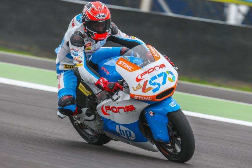 Edgar Pons, Pons Hp40, Gran Premio Motul de la República Argentina