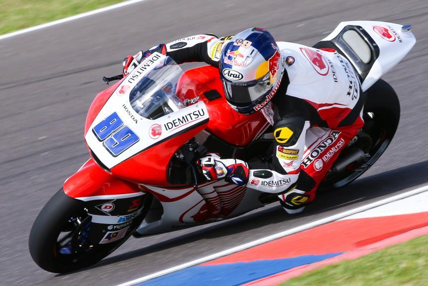 Khairul Idham Pawi, Idemitsu Honda Team Asia, Gran Premio Motul de la República Argentina