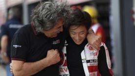 The SIC58 Squadra Corse team owner discusses his riders in Moto3™ for 2017