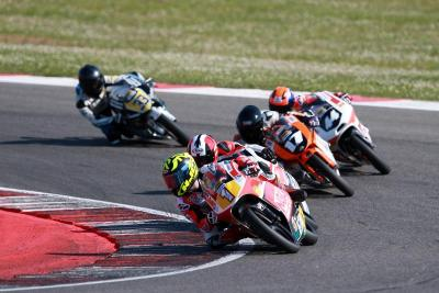 ADAC Northern Europe Cup prepare for the season at Misano