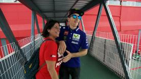 An alternative look behind the scenes at the #ArgentinaGP, including all the best unusual bits & outtakes