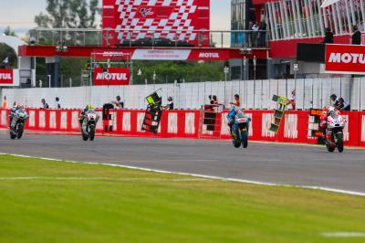 #ArgentinaGP: Twitter Highlights
