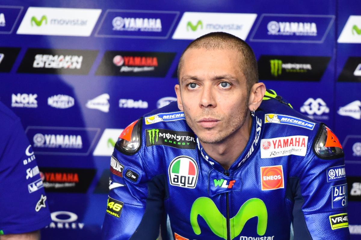 """Rossi: """"I have an account to settle with this track"""" 