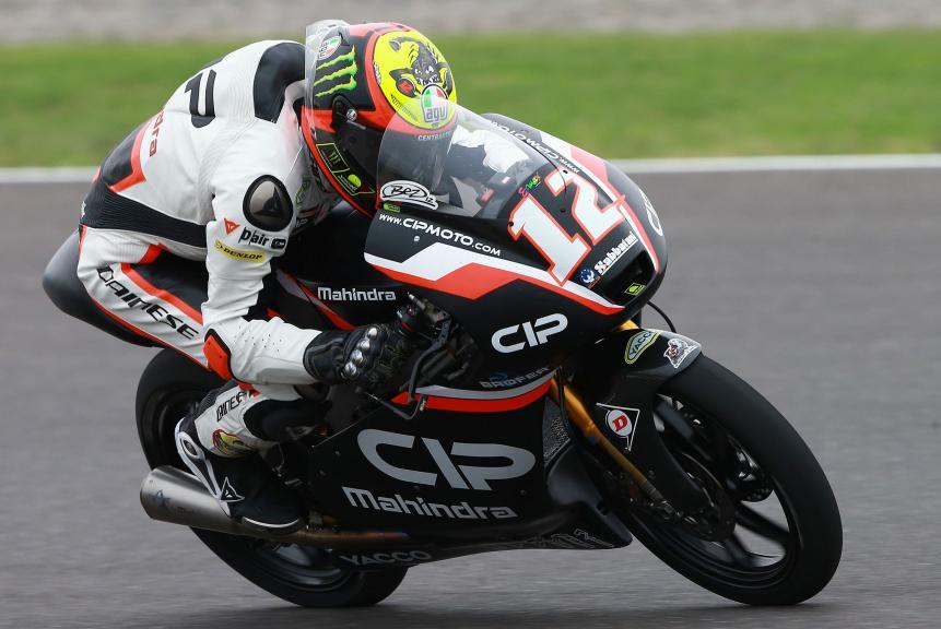 Marco Bezzecchi, Cip, Gran Premio Motul de la República Argentina
