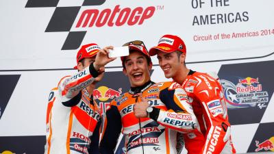 #AmericasGP: Watch MM93 take win two of 2014 – for free!