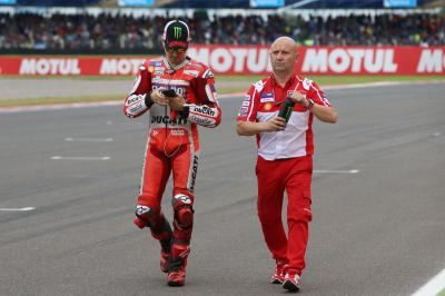 "Lorenzo: ""This difficult moment will be over soon"""