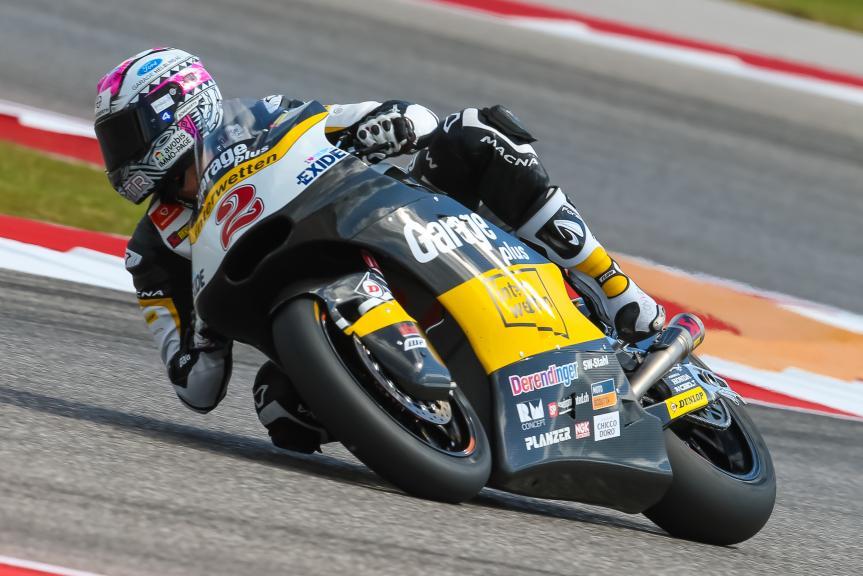 Jesko Raffin, Garage Plus Interwetten, Red Bull Grand Prix of The Americas