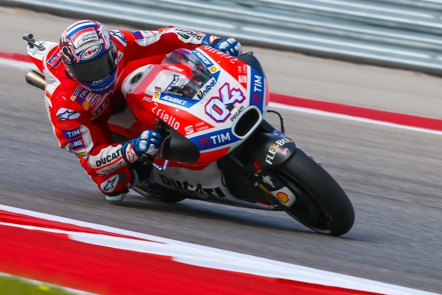 Andrea Dovizioso, Ducati Team, Red Bull Grand Prix of The Americas