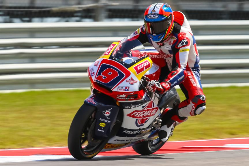 Jorge Navarro, Federal Oil Gresini Moto2, Red Bull Grand Prix of The Americas
