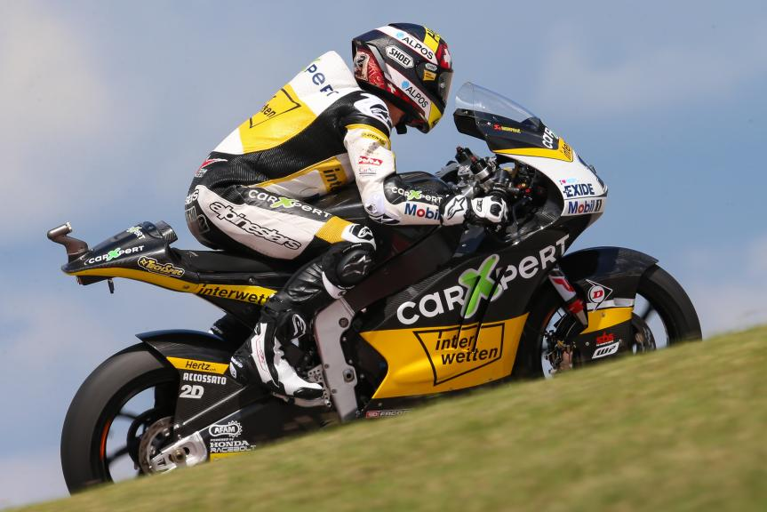 Thomas Luthi, Carxpert Interwetten, Red Bull Grand Prix of The Americas