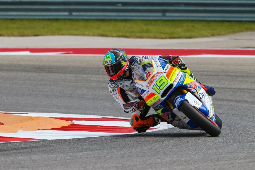 Xavier Simeon, Tasca Racing Scuderia Moto2, Red Bull Grand Prix of The Americas
