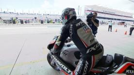 The opening Free Practice session of the Moto2™ World Championship at the #AmericasGP.