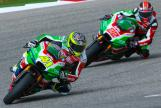 Sam Lowes, Aleix Espargaro, Aprilia Racing Team Gresini, Red Bull Grand Prix of The Americas
