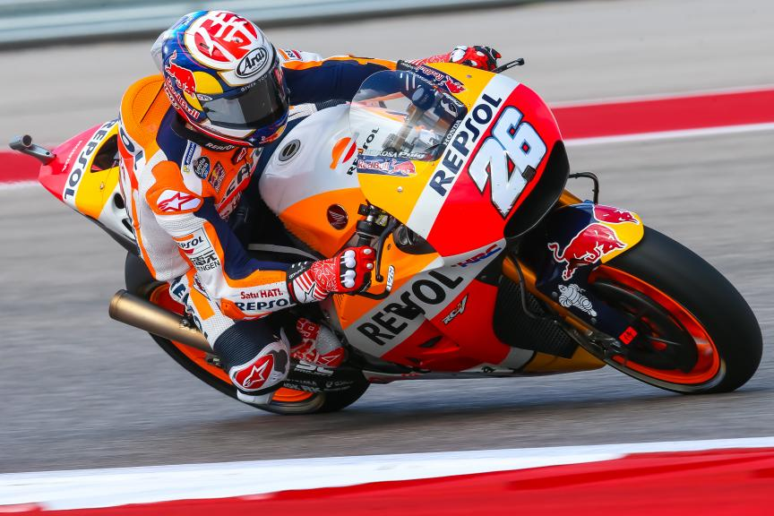 Dani Pedrosa, Repsol Honda Team, Red Bull Grand Prix of The Americas