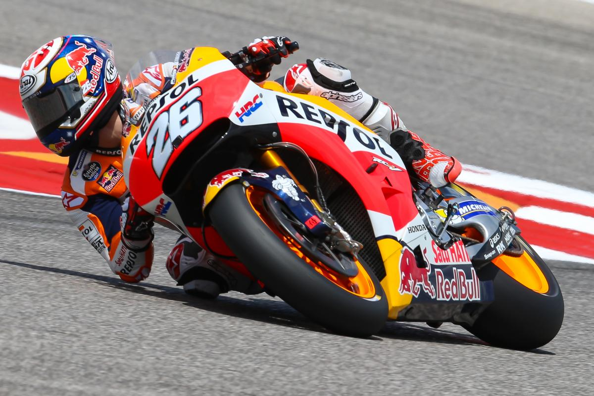 "Pedrosa looking for ""another step forward"" on Saturday 