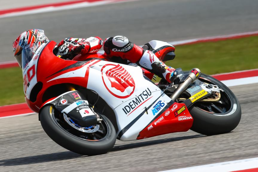 Takaaki Nakagami, Idemitsu Honda Team Asia, Red Bull Grand Prix of The Americas