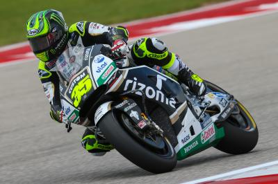 "Crutchlow: ""I think we can improve"""