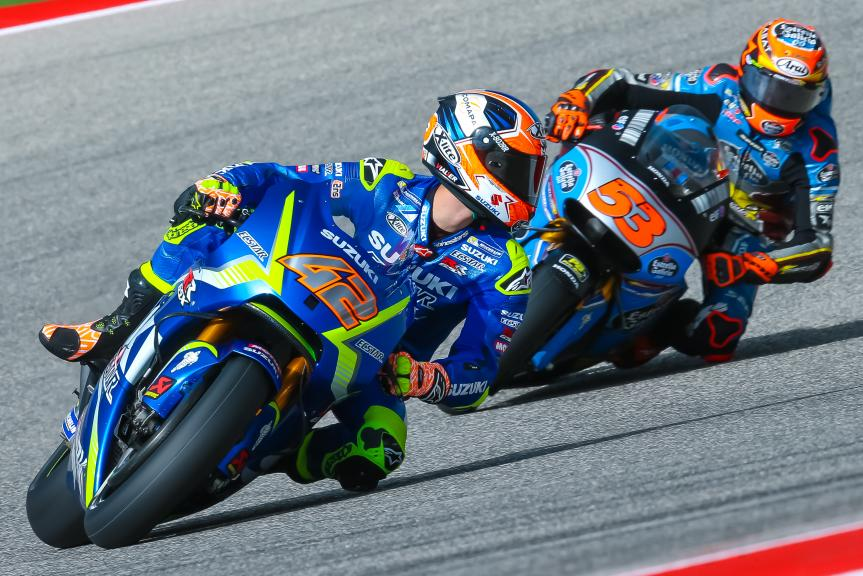 Alex Rins, Team Suzuki Ecstar, Red Bull Grand Prix of The Americas